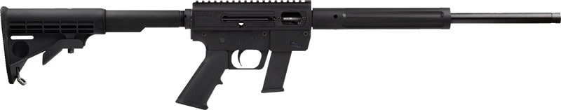 "Just Right Carbines JRC9TDG3-TB/BL Takedown Gen 3 17"" Bbl."