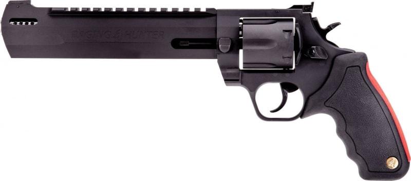 Taurus 2440081RH 44RHB 44M 8 3/8 Rghnt Black Revolver