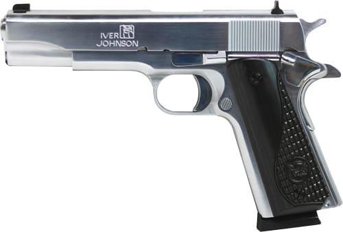 "Iver Johnson Arms 1911A1CHR-W Johnson 1911A1 5"""