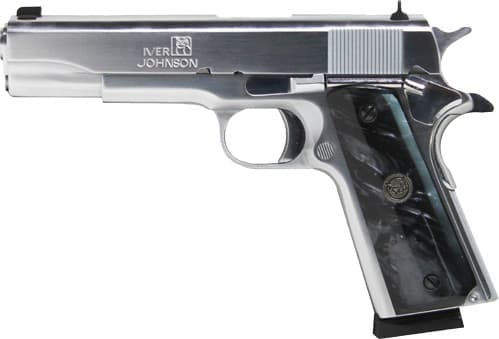 Iver Johnson Arms 1911A1CHR-P Johnson 1911A1 5""