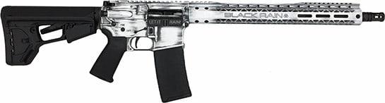 Black Rain Ordnance SPEC3GWB SPEC3G 16 White Battleworn