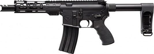 DoubleStar DSCP413 ARP7 Pistol 556 7 Barrel w/ Pistol Brace