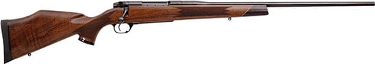 Weatherby MDX01N7MMWR6O MKV DLX 26 Gloss AA Walnut