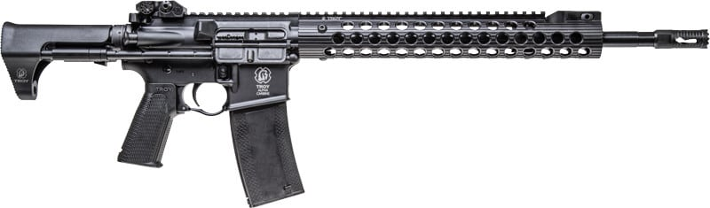 Troy Industries SCARAL114BT00 Carbine Alpha 5.56MM