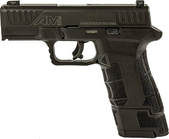 Diamondback DBAM29 Subcompact Black