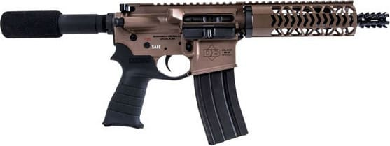 Diamondback DB15PFDE7 M4 Pistol .223