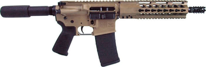 Diamondback DB15PFDE10 M4 Pistol .223