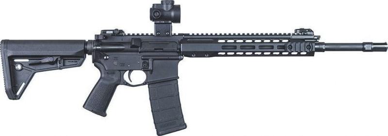 """Barrett 17093 REC7 DMR 18"""" Grey"""