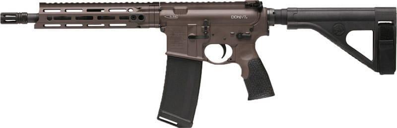 Daniel Defense 0212818052 DDM4 V7 CHF 556/223 10.3 Pistol