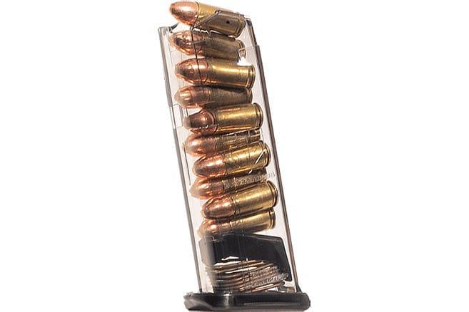 ETS GLK-43X Glock 43X 10rd 9mm MAG