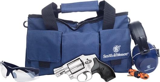 Smith & Wesson M642 13307 642 Range KIT (163810) Revolver