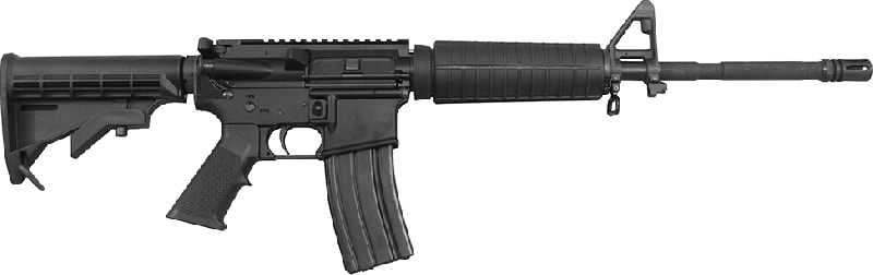 Del-Ton Echo 316 AR-15 Carbine Rifle - RFTM16-0