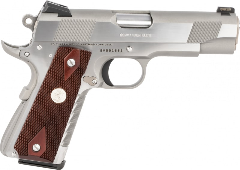 Colt O4012XSZ Cust Combat Commander Elite 4.25 BSS