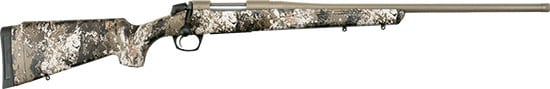 CVA CR3905C Cascade Rifle 22 450BUSH BLU/VEIL Camo