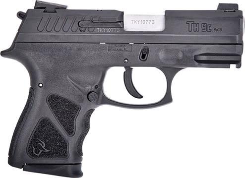 Taurus 1TH9C031 TH9C 3.54 17/13R BK/BK