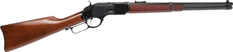 "Cimarron CA2050AS1 1873 Carbine .44RM 19"" Blued Walnut"