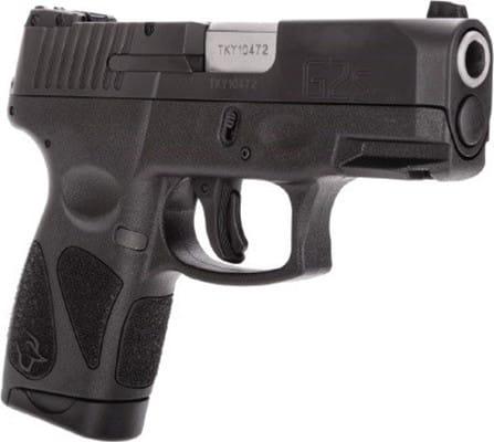 Taurus 1G2S4031 G2S 40S 3.2 6rd Black/Black
