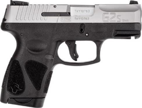 Taurus 1G2S939 G2S 3.2 7rd Black/Stainless