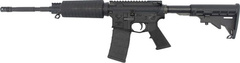 """Stag Arms STAG800004 15 ORC Magpul 16"""" 30rd Magpul Black"""