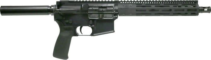"""Radical Firearms FP10.5-300HBAR-10FCR FP10.5-300HBAR-10FCR AR Pistol .300 AAC 10.5"""" 20-RD"""