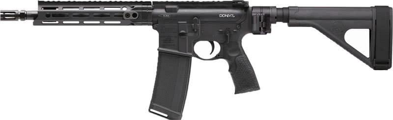 "Daniel Defense 02-128-16550 DEF Pistol V7P w/BRACE 10.3"" 32rd Black LAW"