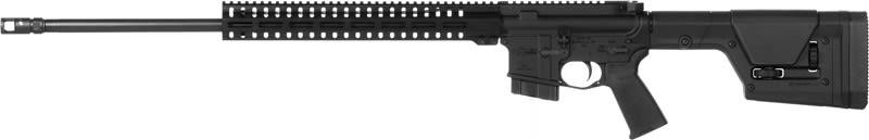 "CMMG 25AB216 AR MK4 DTR2 24"" 10rd Black M-LOK Geissele"
