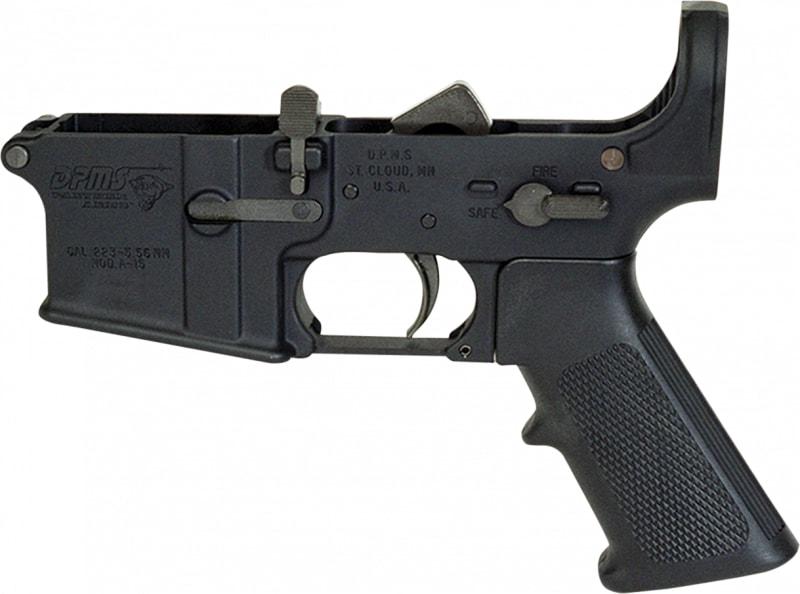 DPMS LR05LP Lower Receiver AR Platform Black Hardcoat Anodized