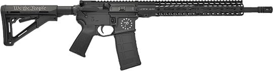 """Stag Arms STAG580035 15 TACT. 16"""" 30rd WE THE People Edition"""