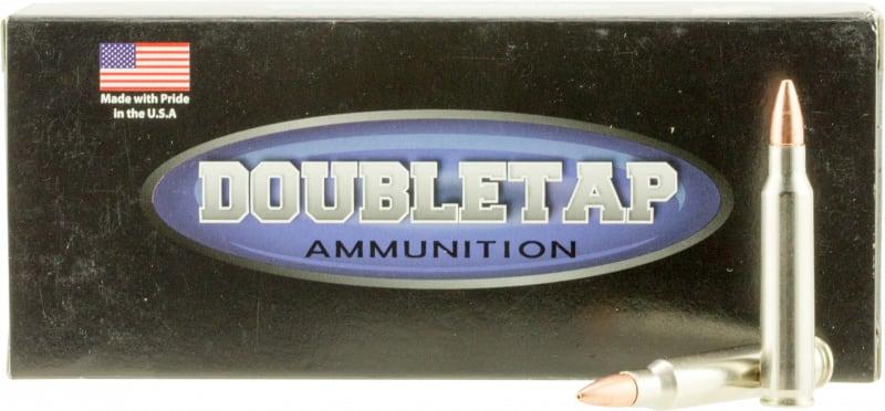 DoubleTap Ammunition 223R55X DT Tactical .223/5.56 NATO 55 GR Barnes TSX - 20rd Box