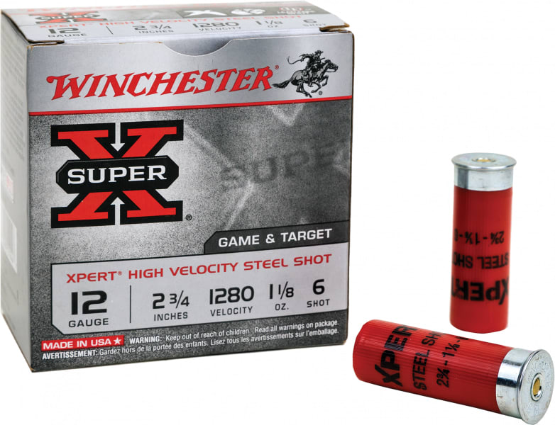 "Winchester Ammo WE20GTVP7 Expert 20GA 2.75"" 3/4oz #7 Shot - 200sh Case"