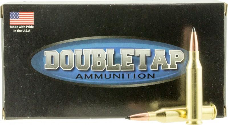 DoubleTap Ammunition 243W90SS DT Longrange 243 Winchester 90 GR Swift A-Frame - 20rd Box