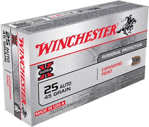 Winchester Ammo X10MMSTHP Super-X 10mm 175 GR Silvertip HP - 20rd Box