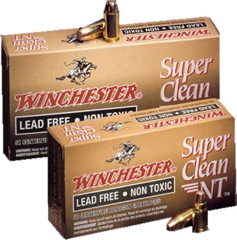 Winchester Ammo SC9NT Winchester Handgun 9mm Luger 105 GR Jacketed Flat Point - 50rd Box
