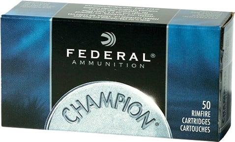 Federal 737 Champion 22 Win Mag Full Metal Jacket 40 GR - 50rd Box