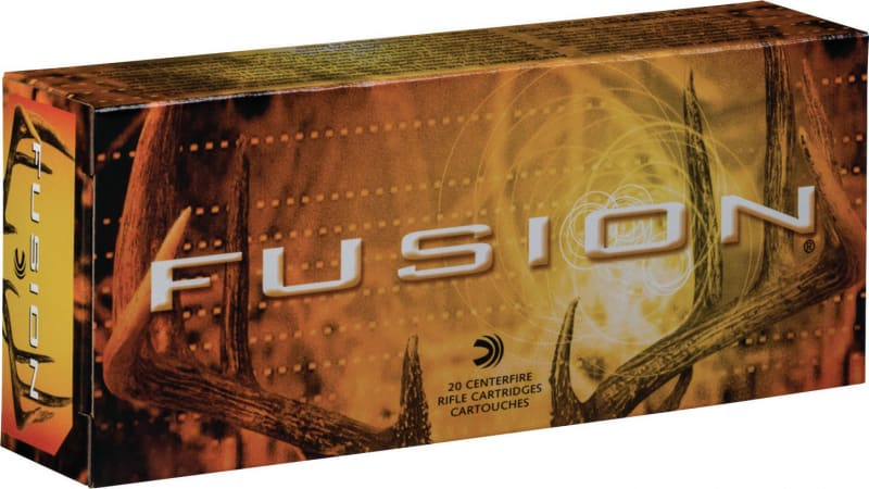 Federal F260FS1 Fusion 260 Remington 120 GR Fusion - 20rd Box