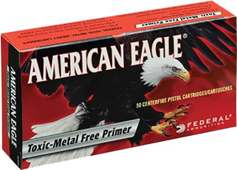 Federal AE9N2 Standard 9mm Total Metal Jacket 147 GR - 50rd Box