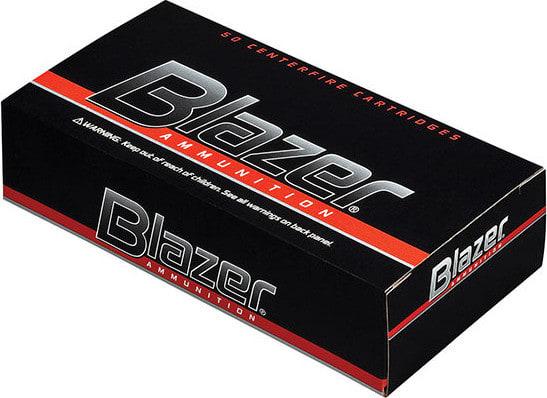 CCI 3506 Blazer 9x18 Makarov 95  GR Total Metal Jacket - 50rd Box