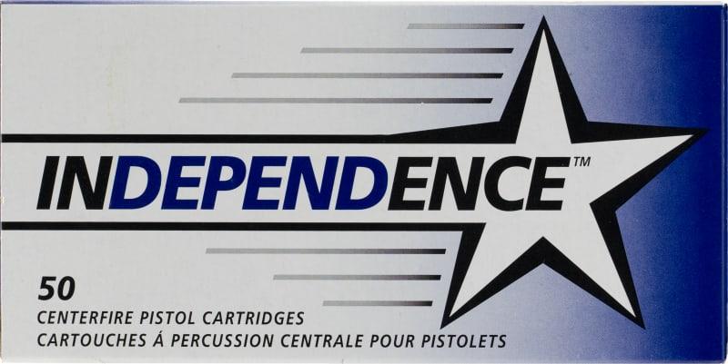 Federal 5257 Independence 9mm Luger 124 GR Full Metal Jacket - 50rd Box