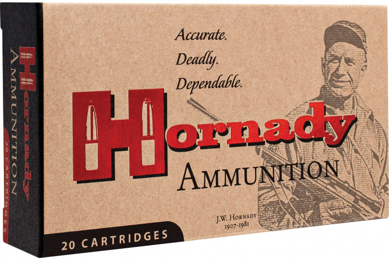 Hornady 8102 Custom 30 Carbine 110  GR Full Metal Jacket - 50rd Box