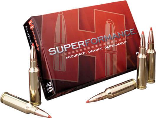 Hornady 81490 Superformance 6.5 Creedmoor 120 GR GMX - 20rd Box