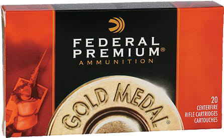 Federal GM223M Premium 223 Rem/5.56 NATO Sierra MatchKing Bthp 69 GR - 20rd Box