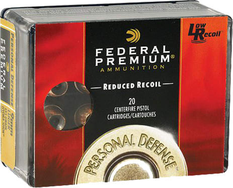 Federal PD40HS4H Premium 40 Smith & Wesson Hydra-Shok Jacketed Hollow Point 135 GR - 20rd Box