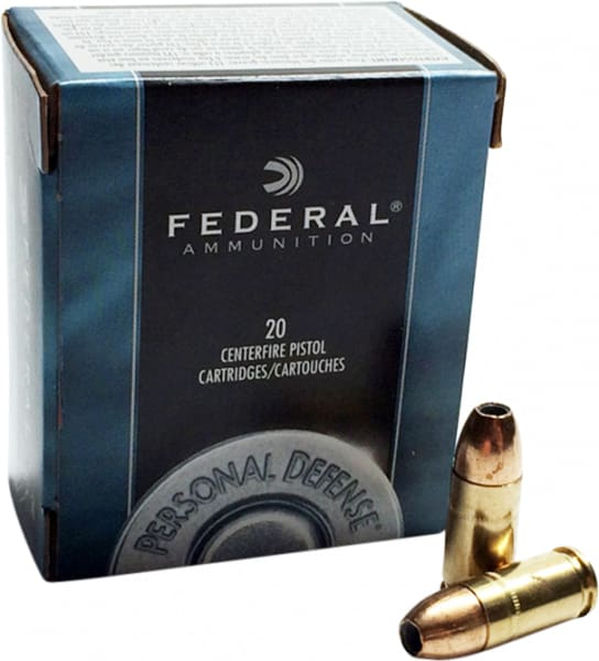 Federal C41A Standard 41 Mag Jacketed Hollow Point 210 GR - 20rd Box