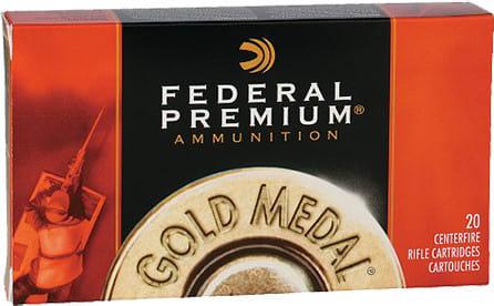 Federal GM223M3 Premium 223 Rem/5.56 NATO Sierra MatchKing Bthp 77 GR - 20rd Box