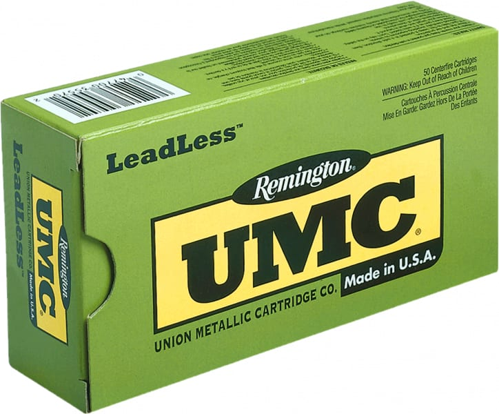 Remington Ammo LL45AP8 UMC 45 ACP Flat Nose Enclosed Base 230 GR - 50rd Box