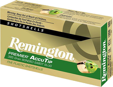 """Remington Ammunition PRA20M Premier 20GA 3"""" 260 GR Slug Shot - 5sh Box"""