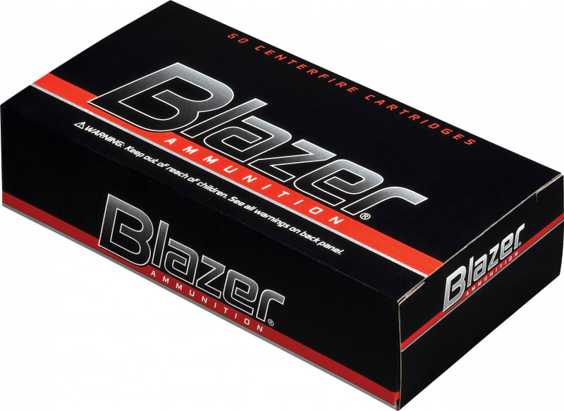 CCI 3503 Blazer 32 ACP 71 GR Total Metal Jacket - 50rd Box