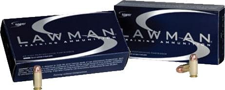 Speer 53654 Lawman 45 ACP Total Metal Jacket 185 GR - 50rd Box