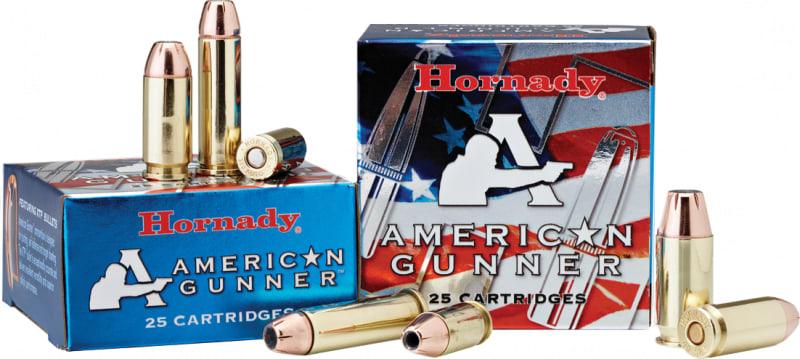 Hornady 80897 American Gunner 300 Blackout/Whisper (7.62X35mm) 125 GR Hollow Point - 50rd Box