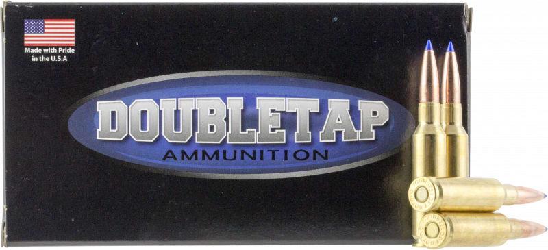 DoubleTap Ammunition 65CM127X Desert Tech Longrange 6.5 Creedmoor 127 GR Barnes LRX - 20rd Box